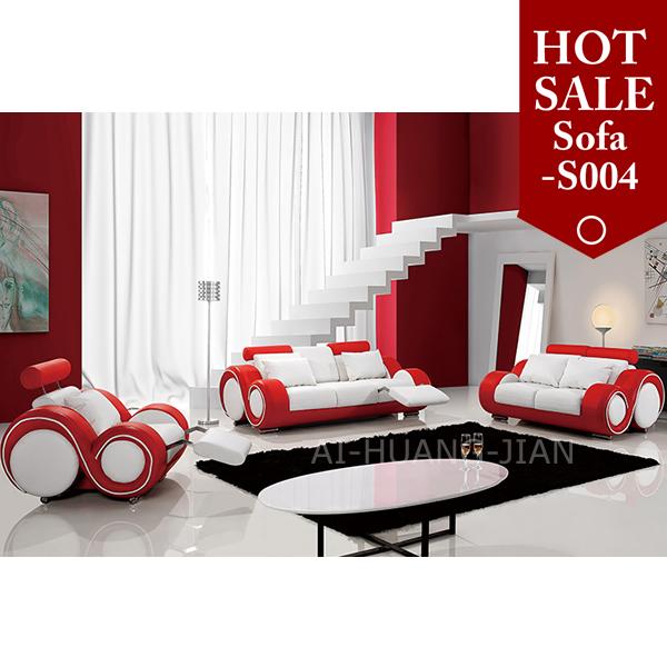 Hot Sale Cheap 123 Modern Leather Teak Wood Sofa Set Designs