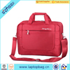 China supplier lightweight high quality nylon fancy business laptop bag