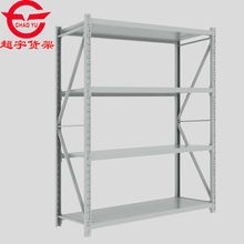 durable folding warehouse metal shelf used for market