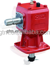 Top quality agricultural mower gearbox
