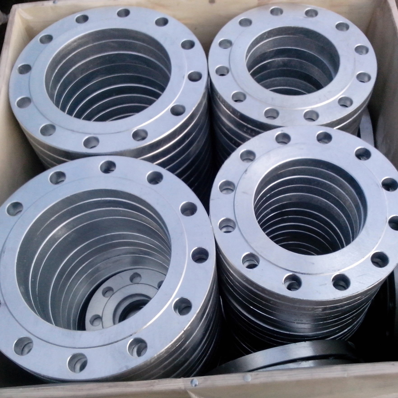 ASTM A694 CS/MS galvanized flange f11