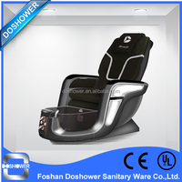Elegent style woman pedicure spa chair for foreign beauty Parlor