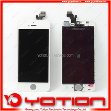 glass touch screen lcd digitizer for iphone 5