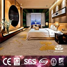 High Quality and Low Price Commercial Cut Pile Wall To Wall Hotel Carpet