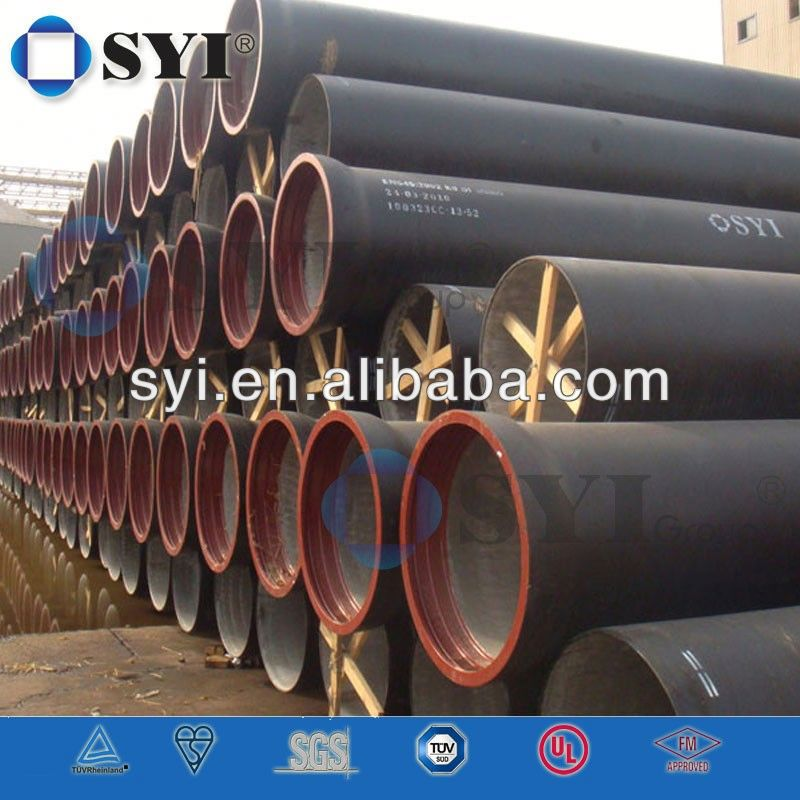 china ductile cast iron pipe -SYI Group