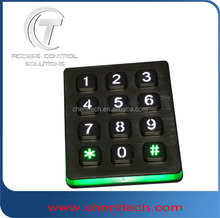 self-contained digital keypads access control gate keypad