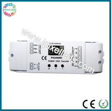 DC12-24V RGBW DMX decoder LED products driver PX24500D
