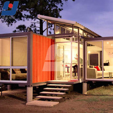 Customerized transformed 20'ft shipping folded container homes for sale