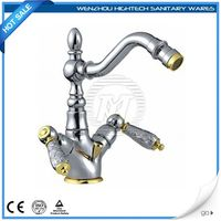 Electronic Infrared Automatic European Bidet Faucet