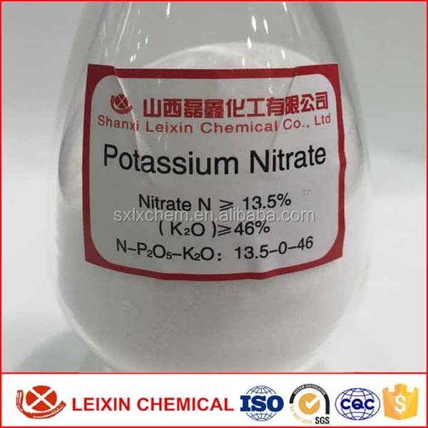 China potassium nitrate producer water soluble fertilizer
