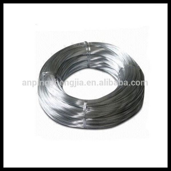 Thermal Zinc Plated Galvanized Wire / hot dipped galvanized iron wire
