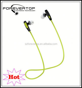 Different color to choose bluetooth earphone for both ears