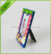 2014 new product cute PVC photo frame