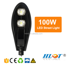 Popular Aluminum Housing 3 Years Warranty Integrated 100W Solar Led Street Light