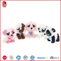 New hot design custom plush animal cute stuffed toy China factory supply
