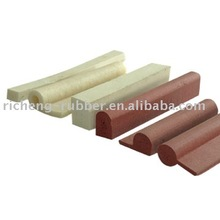 silicone foamed Rubber Seal Strip