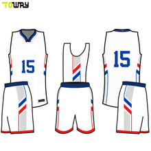 cool new style basketball jersey uniform design