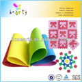 High density and low price colorful eva foam sheet for shoes material