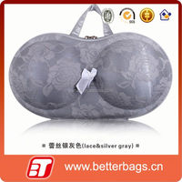 2015 woman storage box wholesale unique eva bra bag