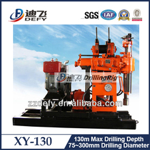 130m Bore Well Drilling Machine XY-130 with mud pump for Geothermal Project, Core Sampling etc.