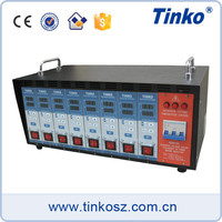 Premium quality melting temperature of copper intelligent temperature controller for cap mold