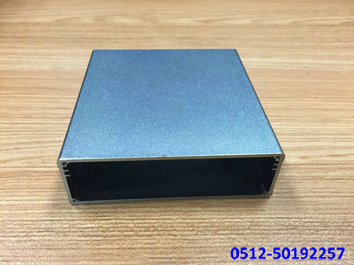 zk-6042 / 30*95*100mm aluminum shell large aluminum case power box controller cabinet junction box