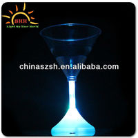 LED flashing light up goblet cups hot sell 2013 Made in Shenzhen
