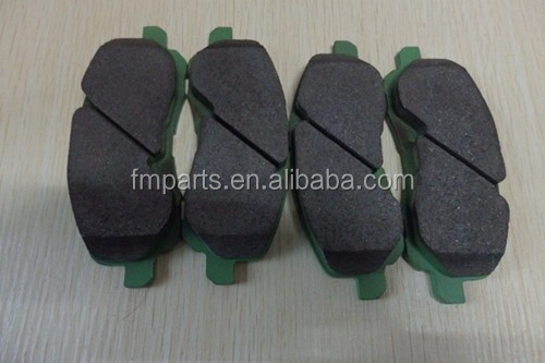 japanese automotive brake pads MR569403 for mitsubishi spare parts