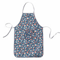 Custom factory wholesale PVC waterproof full color print kitchen cooking apron for adults