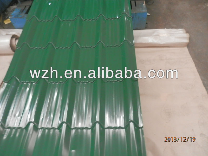 steel roof sheet flashing/corrugated sheet metal roofing/sheet roofing metal
