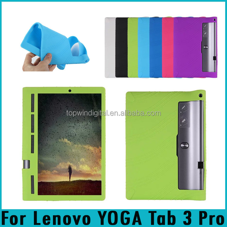 For Lenovo Yoga Tab 3 Pro Cover 10 inch Tablet PC Silicone Soft Back Case For Lenovo Yoga 3 Pro 10 YT3 X90F