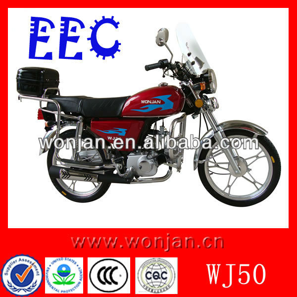 Chinese Alpha 50cc Moped Mini Motorcycles with EEC