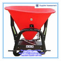 Small tractor Funnel-shaped agricultural fertilizer spreader