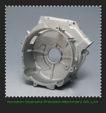 Designer hot sell aluminum motorcycle parts fabrication