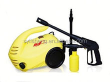 electric powered car washer pump high pressure portable car washer