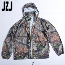 2015 Latest Army Camouflage Coveralls Military Set Hunting Jacket