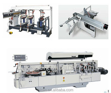 Cabinets equipment drilling /sliding table saw/edge banding machines