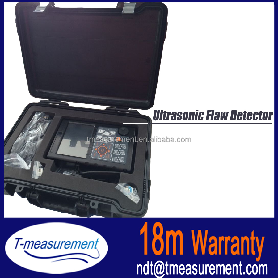Methods Of Non Destructive Testing Portable Ultrasonic Flaw Detector