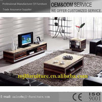 Best quality new coming marble wall units tv stand