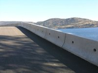 PRECAST SAFETY BARRIERS