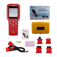 Original X Tool X-100 PRO X100 Plus PRO Auto key programmer D Type for for Asia,Europe,America cars