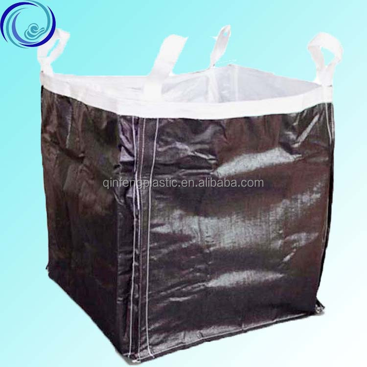 Professional Customized Made 1 Ton PP Woven Sand Container Bag Jumbo Big Bag