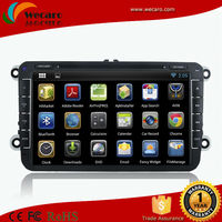 Wecaro HD 1024*600 Pure Android 8 Inch Car Dvd For VW Golf 5 6 Scirocco Polo Passat CC Jetta Tiguan Touran EOS SHARAN GPS Navi