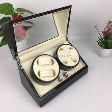 Top Quality Watch Display Box,Electronic Watch Box, 4 Slot Watch Box For Watch Collector