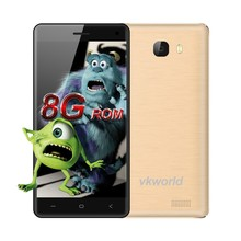 vkworld T5 - Big Horn Handphone MTK6580 Quad Core 1.3Ghz Ram2G+Rom16G Low Price China 3G Mobile Phone Android Smartphone