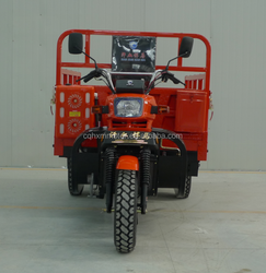 hot selling heavy loading cargo motor tricycle for adult from Chongqing