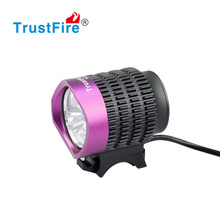 TrustFire 2000 lumen led bicycle lights D008 flashlight for europe market for camping from China