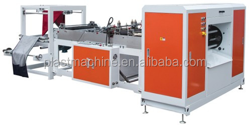 New!Automatic Plastic Garbage Bag Making Machine Automatic Coreless Roll Garbage Bag Making Machine