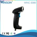 High quality And Low Price Automatical 1D CCD Wire Barcode Scanner