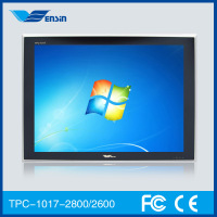 17 Inch TPC-1017-N2800/N2600 tablet touch screen